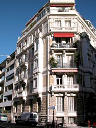 Bottero apartment building, Nice France
