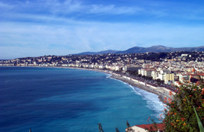 Baie des Anges, Nice France
