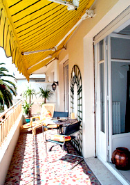 Le Panoramic Balcony, Nice France