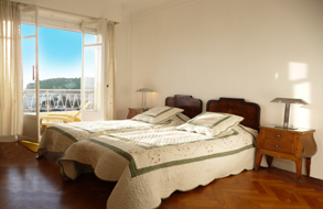 Le Panoramic Bedroom, Nice France